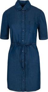Sukienka Pepe Jeans z krótkim rękawem mini