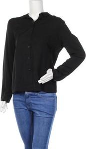 Czarna koszula DRANELLA z kołnierzykiem w stylu casual