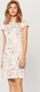 950c6c5066 Sukienka Mohito midi w stylu casual z krótkim rękawem