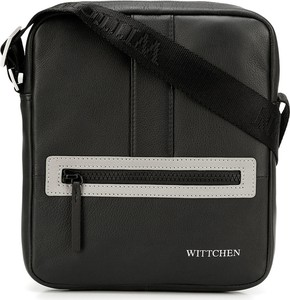 Czarna torebka Wittchen na ramię mała