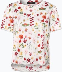 T-shirt Weekend Max Mara z okrągłym dekoltem z krótkim rękawem