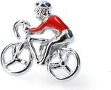 Dobrze Dodane pin do butonierki rowerzysta II