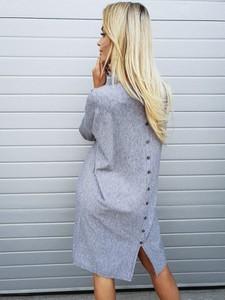 Sukienka chantel.pl oversize w stylu casual