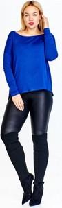 Niebieska bluzka Amadeo