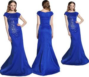 Sukienka Camill Fashion maxi dla puszystych