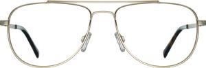 Złote okulary damskie RODENSTOCK