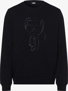 Bluza Karl Lagerfeld z nadrukiem