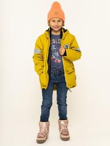 Żółta kurtka dziecięca Reima