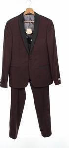 Czerwony garnitur Viggo