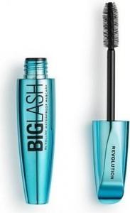 Makeup Revolution Mascara Big Lash Waterproof Volume – maskara do rzęs (1 szt.)