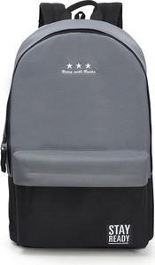 b986acfc7a5a0 plecak szkolny czarny - stylowo i modnie z Allani
