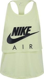 Top Nike z dżerseju
