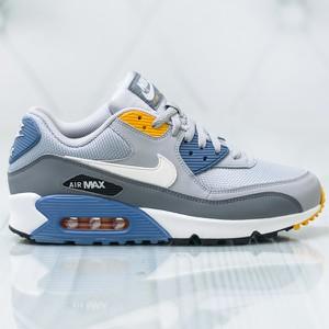 Buty sportowe Nike w sportowym stylu sznurowane air max 90