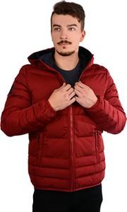 Czerwona kurtka Heavy Tools w stylu casual
