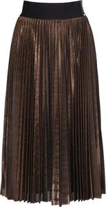 Brązowa spódnica Liu-Jo