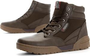 Buty zimowe Kappa sznurowane