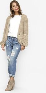 Sweter Freeshion z bawełny w stylu casual