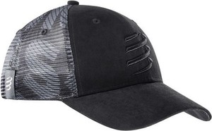 Czarna czapka Compressport
