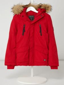 Czerwona kurtka dziecięca CARS