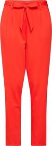 Czerwone spodnie Moss Copenhagen