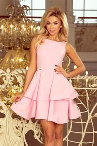 Sukienka NUMOCO mini rozkloszowana