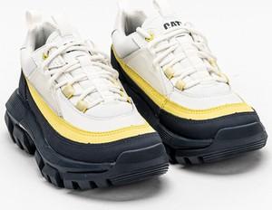 Buty sportowe Caterpillar w sportowym stylu sznurowane