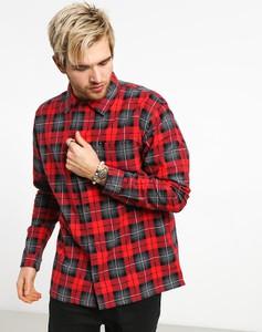 Koszula Quiksilver z długim rękawem z bawełny