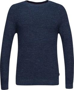 Niebieski sweter Esprit z bawełny