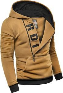 Bluza Risardi w młodzieżowym stylu z nadrukiem z bawełny