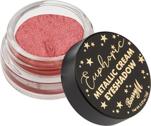 Barry M Euphoric Metallic Cream Cienie Do Powiek 5G Charged