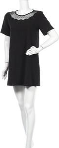 Czarna sukienka Pazzo mini
