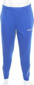 Niebieskie spodnie sportowe Uhlsport