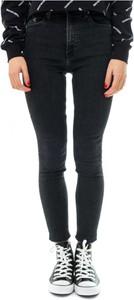 Jeansy Calvin Klein z bawełny