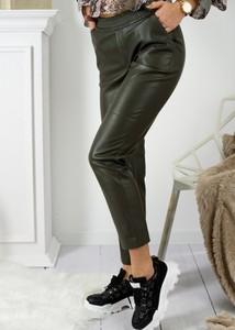 Spodnie Fason z bawełny