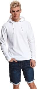 Bluza Top Secret z dzianiny w młodzieżowym stylu