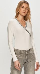 Bluzka Calvin Klein w stylu casual z dzianiny