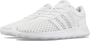 Buty sportowe Adidas sznurowane w sportowym stylu ze skóry