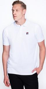Koszulka polo Fila z krótkim rękawem