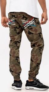 Spodnie Moro Sport z bawełny