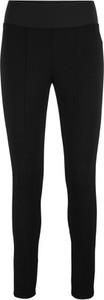 Czarne spodnie bonprix bpc bonprix collection w stylu casual