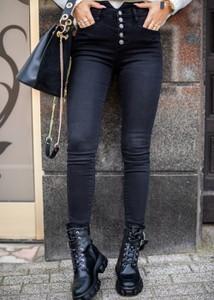 Jeansy Fason w stylu casual z bawełny