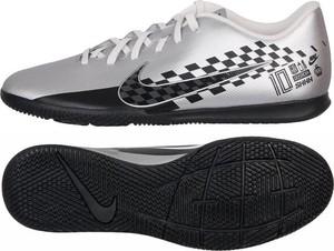 Srebrne buty sportowe Nike