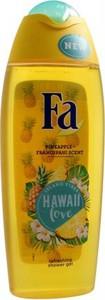 Fa Hawaii Love żel pod prysznic odświeżający 400 ml