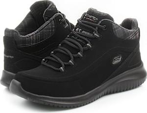 Sneakersy Skechers sznurowane w sportowym stylu