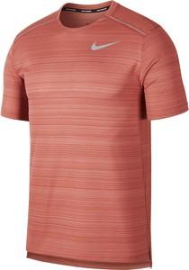 Pomarańczowy t-shirt Nike