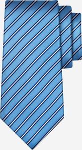 Błękitny krawat wólczanka