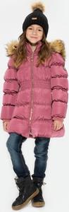 Różowa kurtka dziecięca Hulabalu