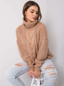 Sweter Promese w stylu casual