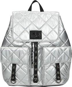 Srebrny plecak NOBO