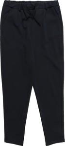 Granatowe spodnie dziecięce Name it